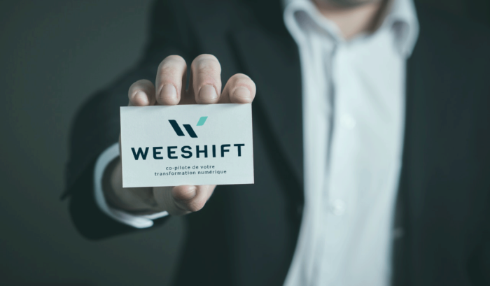 Weeshift, co-pilote de votre transformation numérique